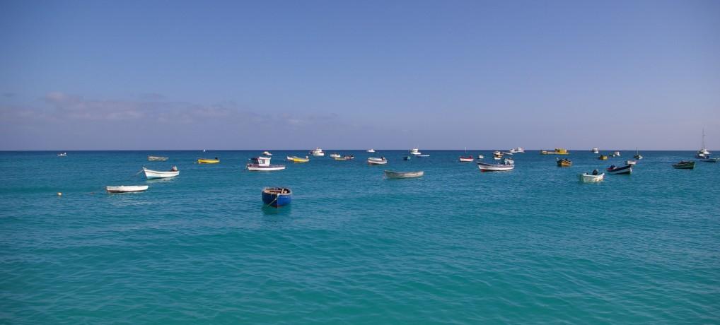 Klimat och väder på Kap Verde