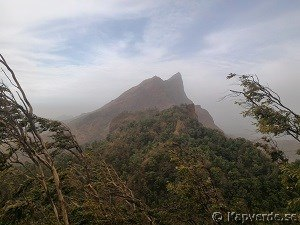 Högsta berget i Santiago