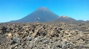 Vulkanen i Cha das Caldeiras