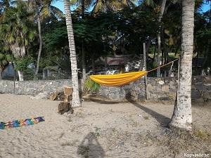 Vila vid stranden